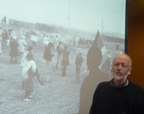 Historiker Gelderblom-DemoFoto