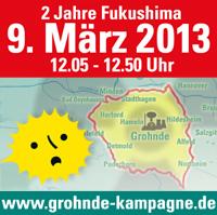 2 Jahre Fukushima